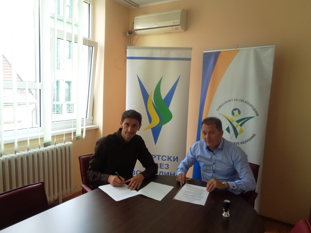 Realizacija aktivnosti iz Akcionog plana Programa razvoja Sporta za sve Vojvodine